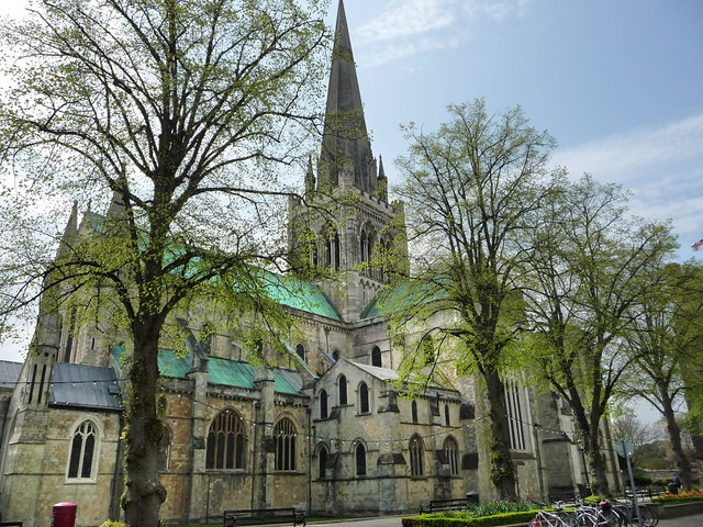 File:Chichester Cathedral - geograph.org.uk - 1287890.jpg