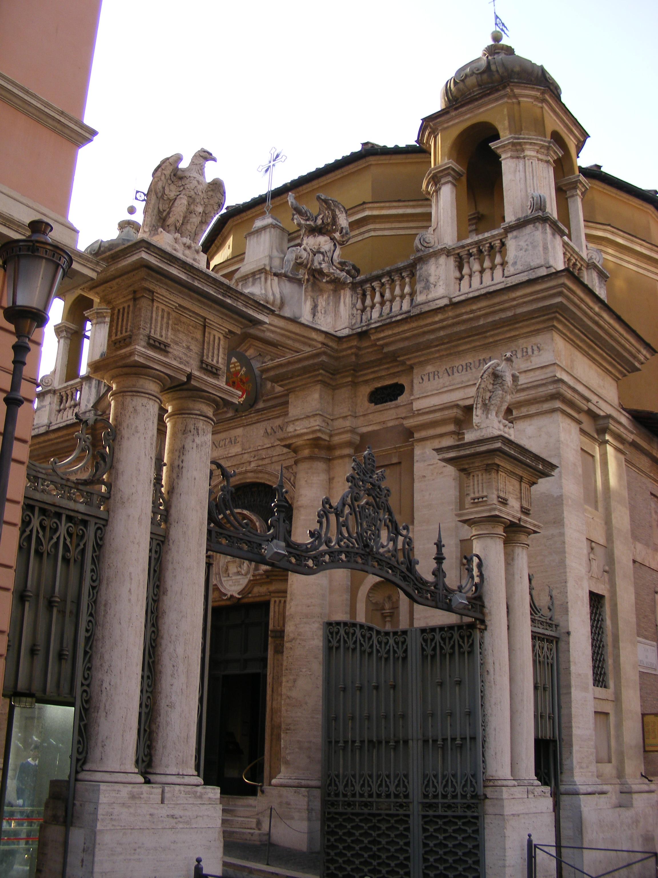 Sant'Anna dei Palafrenieri