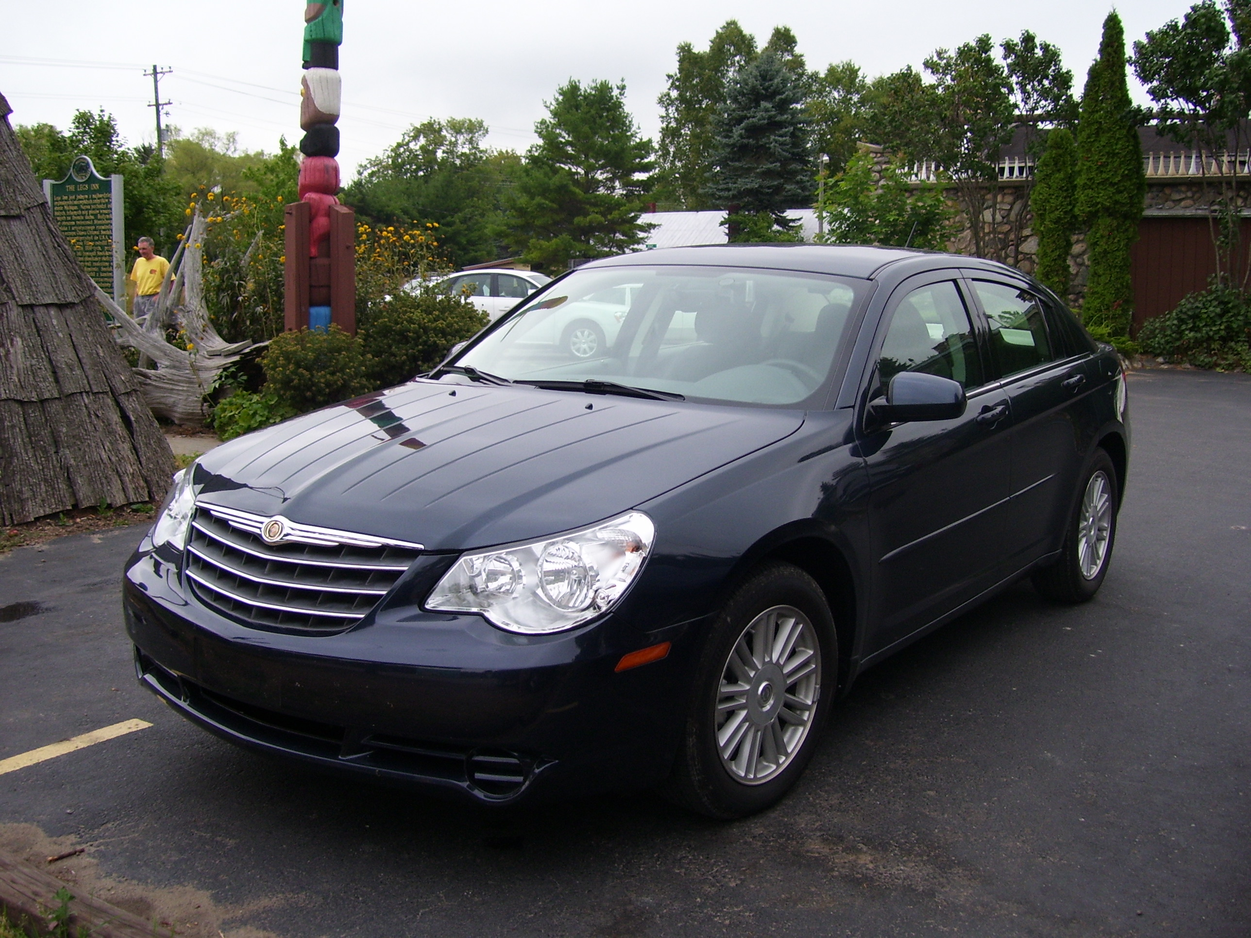 File Chrysler Sebring 2007 Jpg Wikimedia Commons