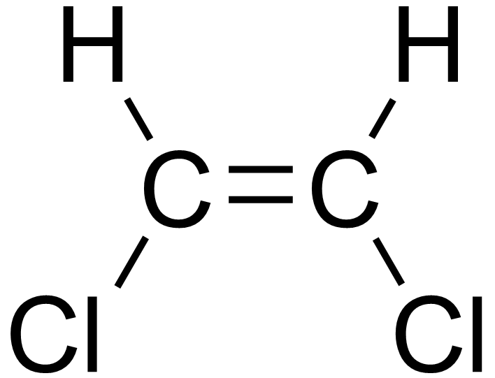 Lewis Structure For C2h4cl2 File:Cis-1,2-di...