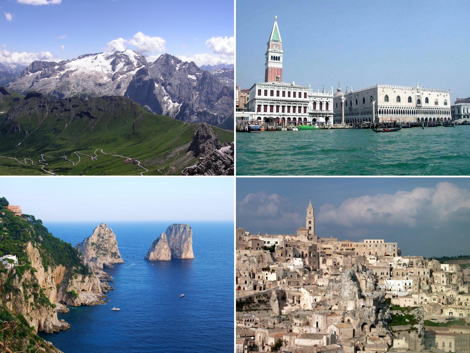 filecollage turismo italiajpg wikipedia