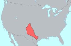 Comanche history