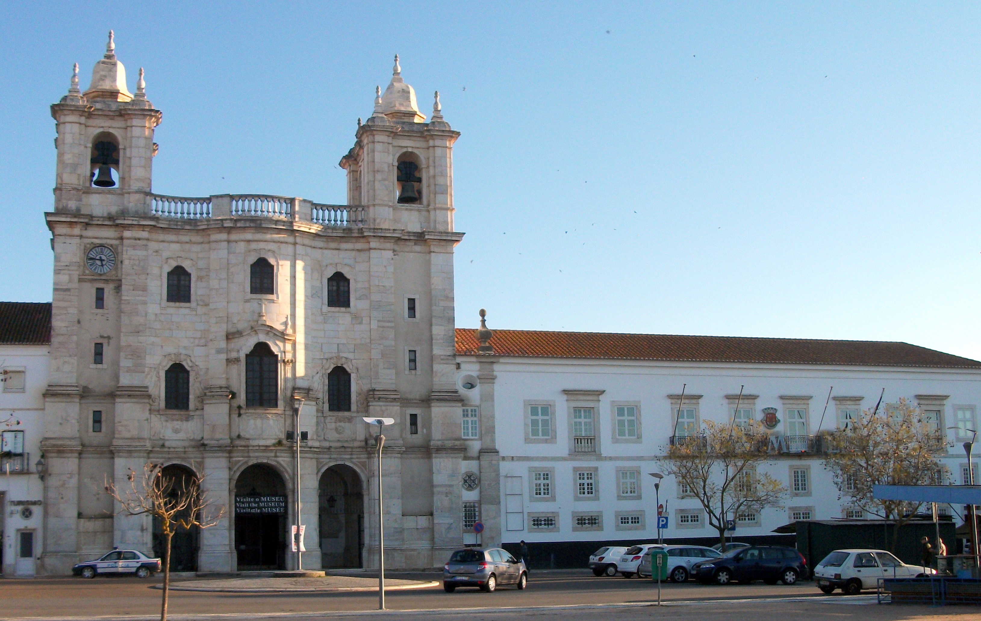 Estremoz Portugal  city photo : Description Convento dos Congregados de Estremoz Portugal