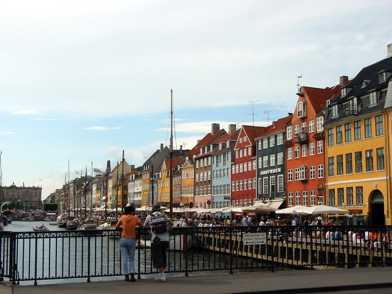 File:Copenhagen Old Harbor.jpg - Wikimedia Commons