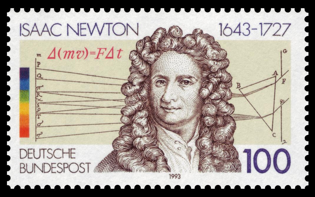 Newton Erfindungen