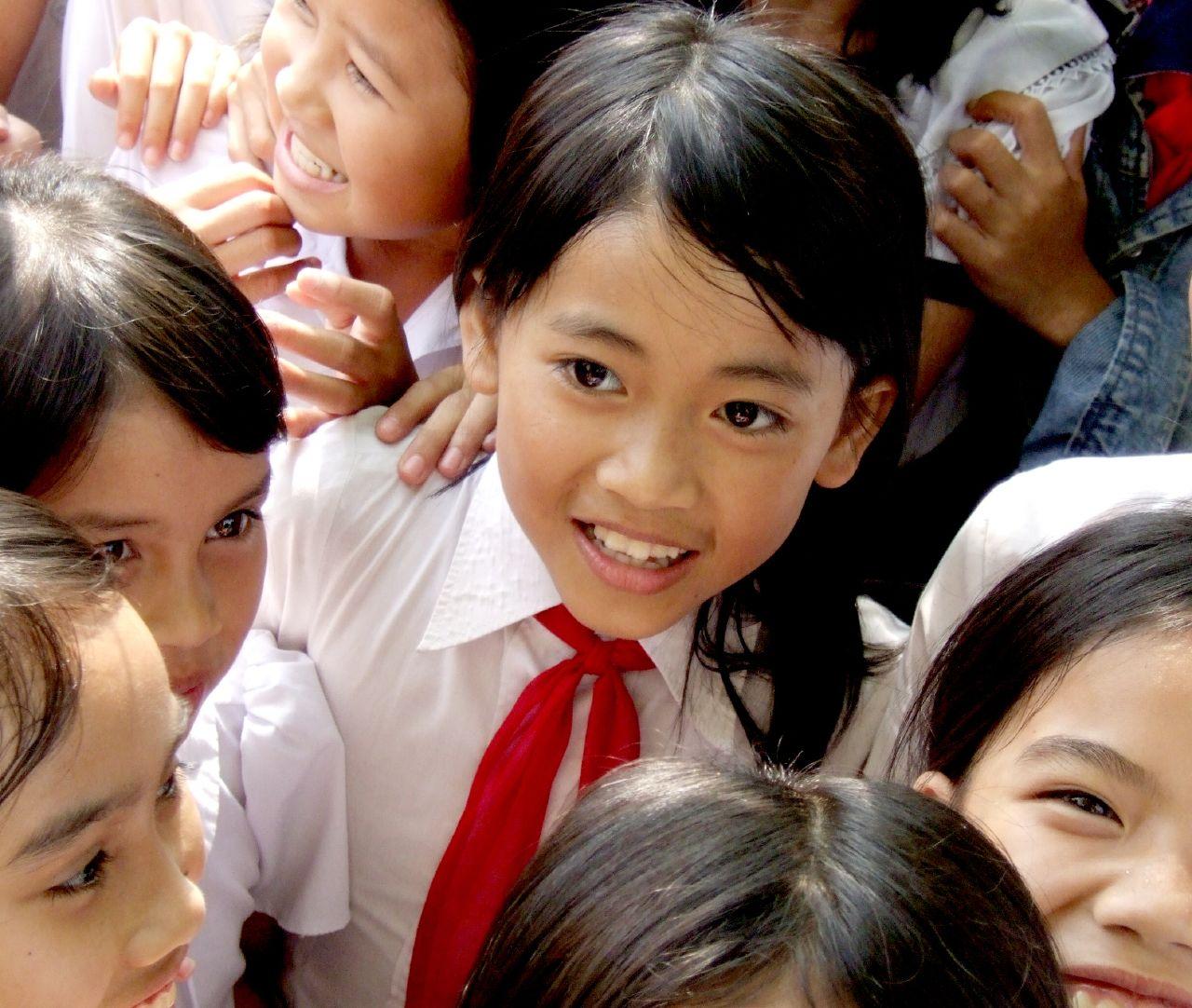 Description Da Nang Girl's Smile.jpg