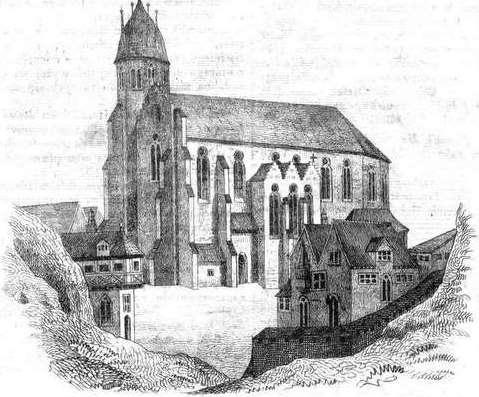 Dawny katedralny kościół gnieźnieński2.jpg