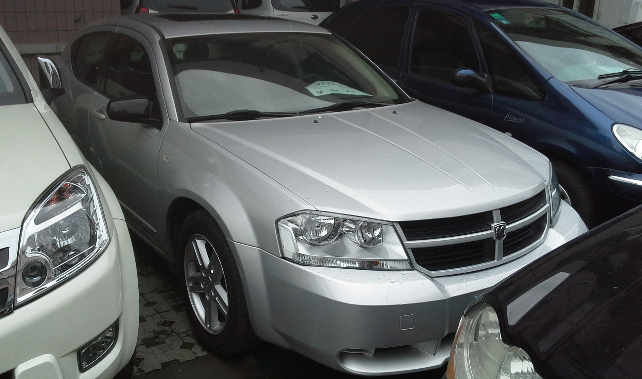 Dodge Avenger 2016 >> File Dodge Avenger Js China 2016 04 06 Jpg Wikimedia Commons