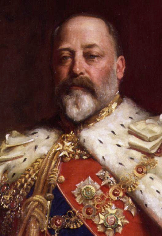 Sir Samuel Luke Fildes: King Edward VII