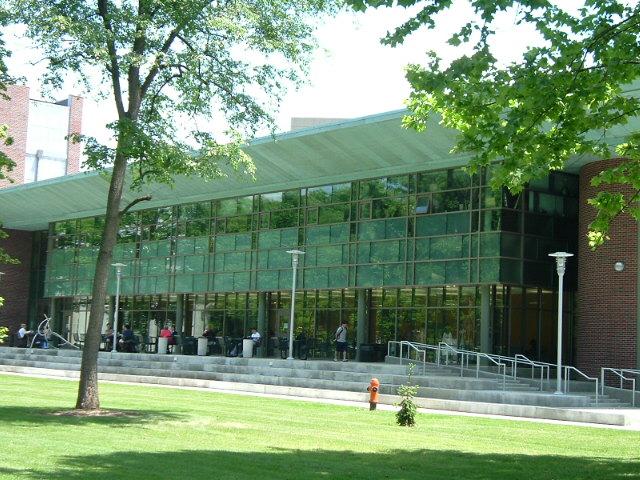 University Of Louisville Humanities Building