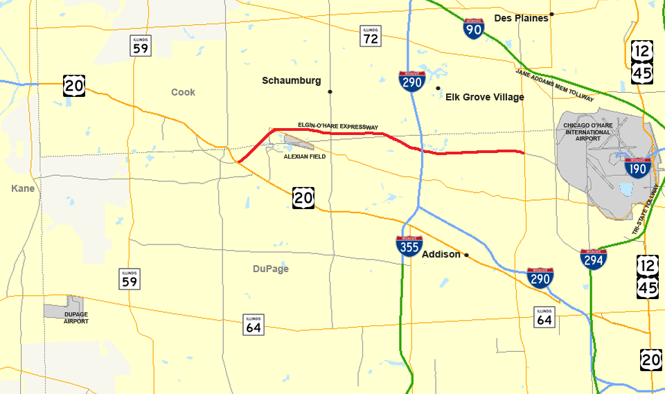 Illinois Route 390 Wikipedia