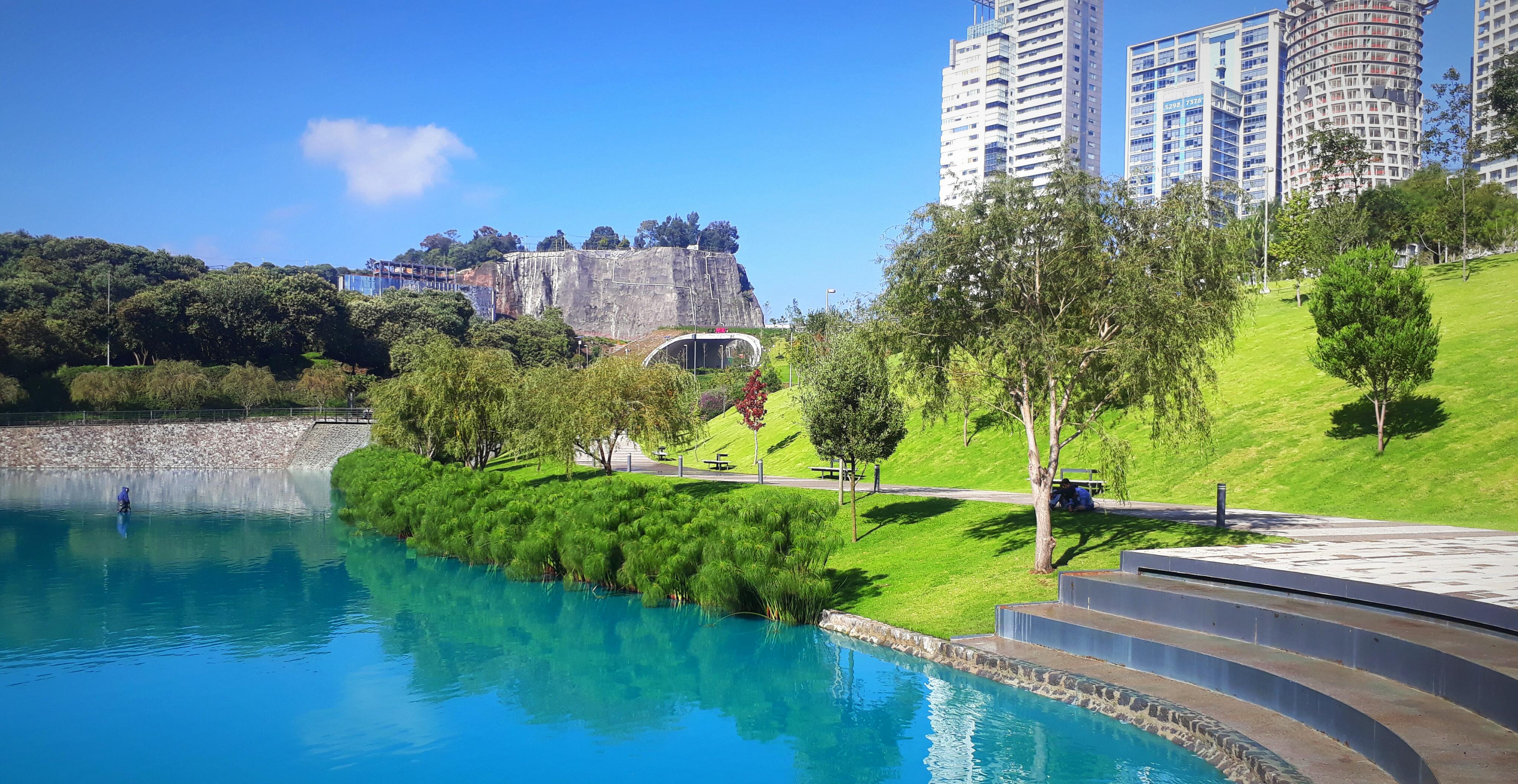 Parque La Mexicana - Wikipedia, la enciclopedia libre