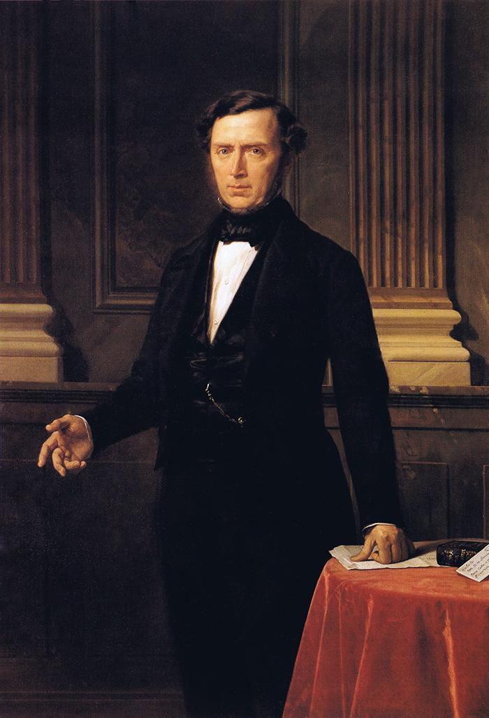F. de Madrazo - 1852, Daniel Morean Barringer (Ackland Art Museum, Carolina del Norte).jpg