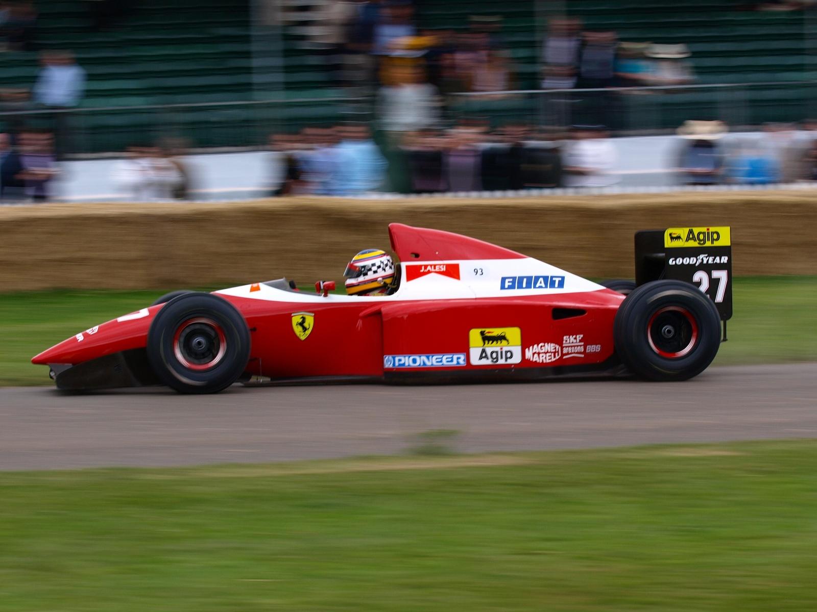 Ferrari F93A