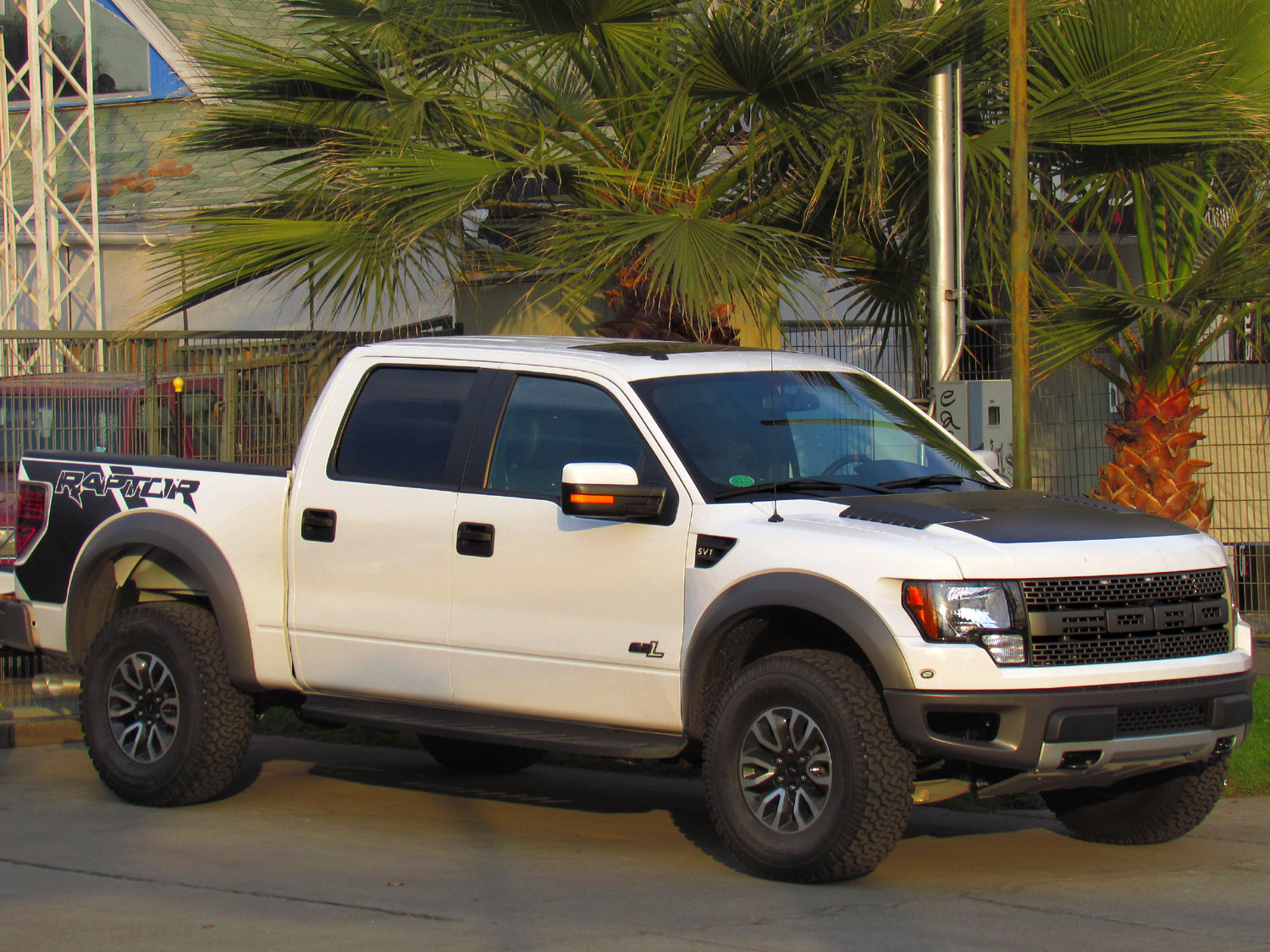 Ford F Raptor Car And Driver