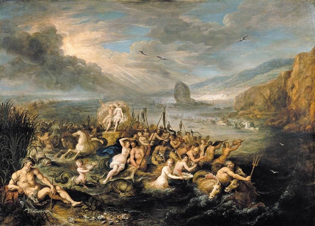 Famous Greek Mythology Paintings