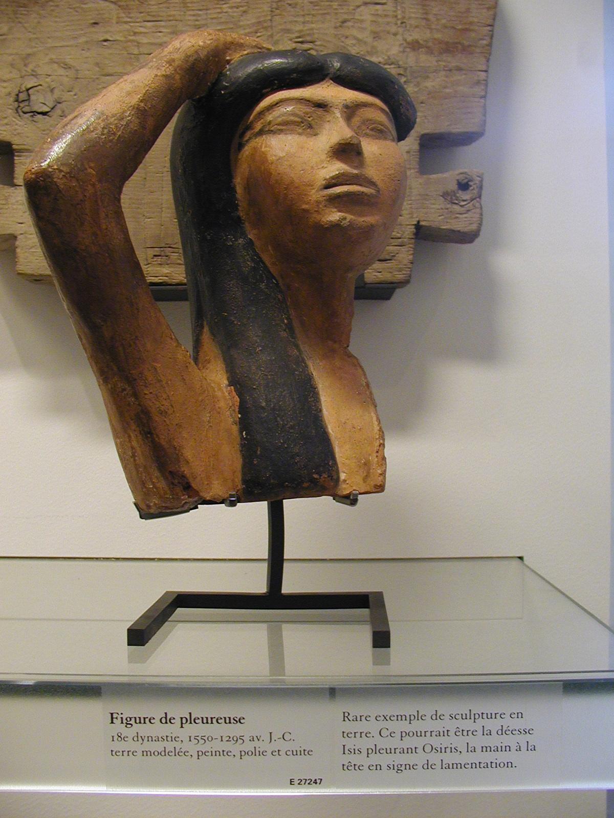 pleureuse dans l201gypte antique � wikip233dia