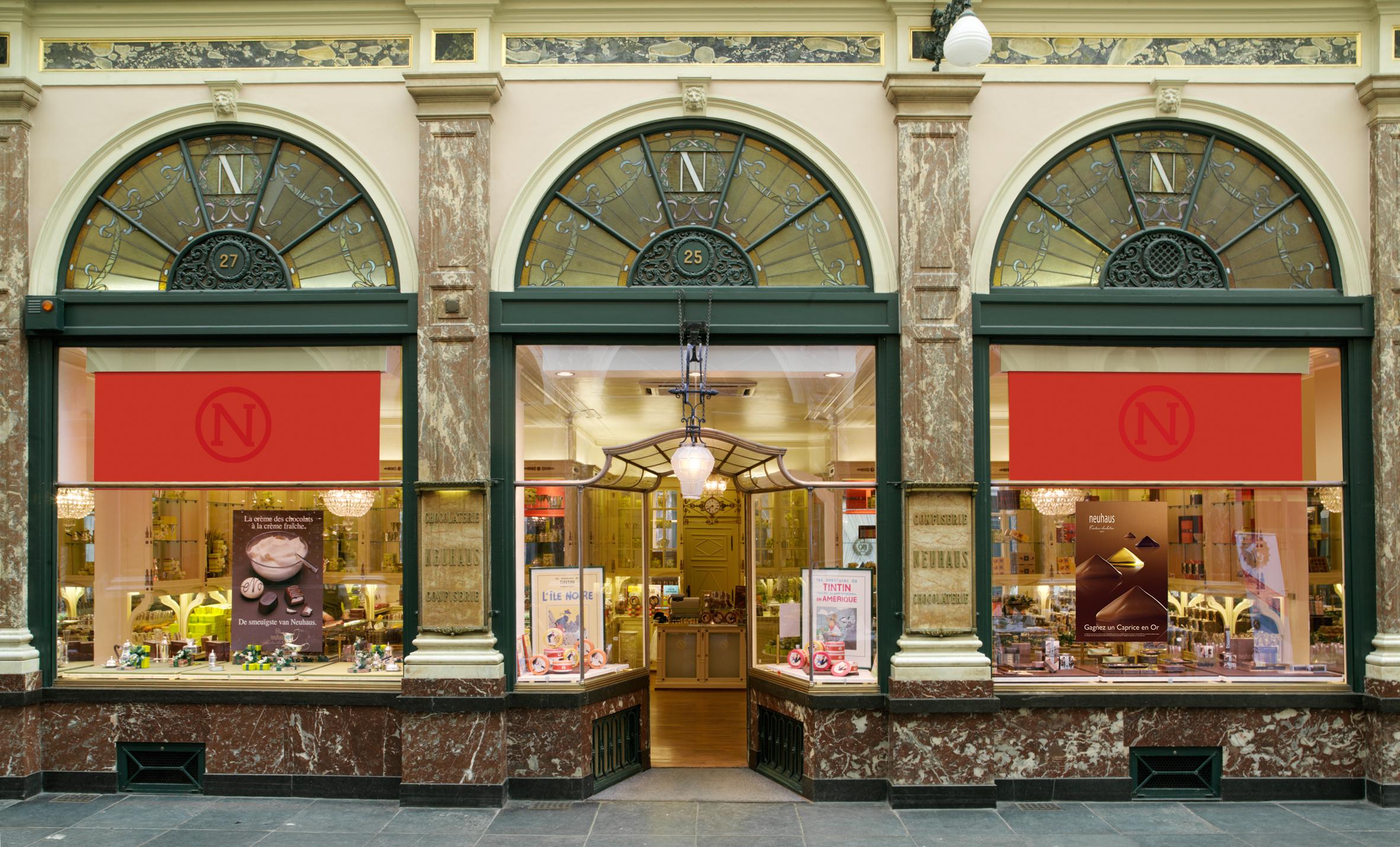 Neuhaus (chocolatier) - Wikipedia