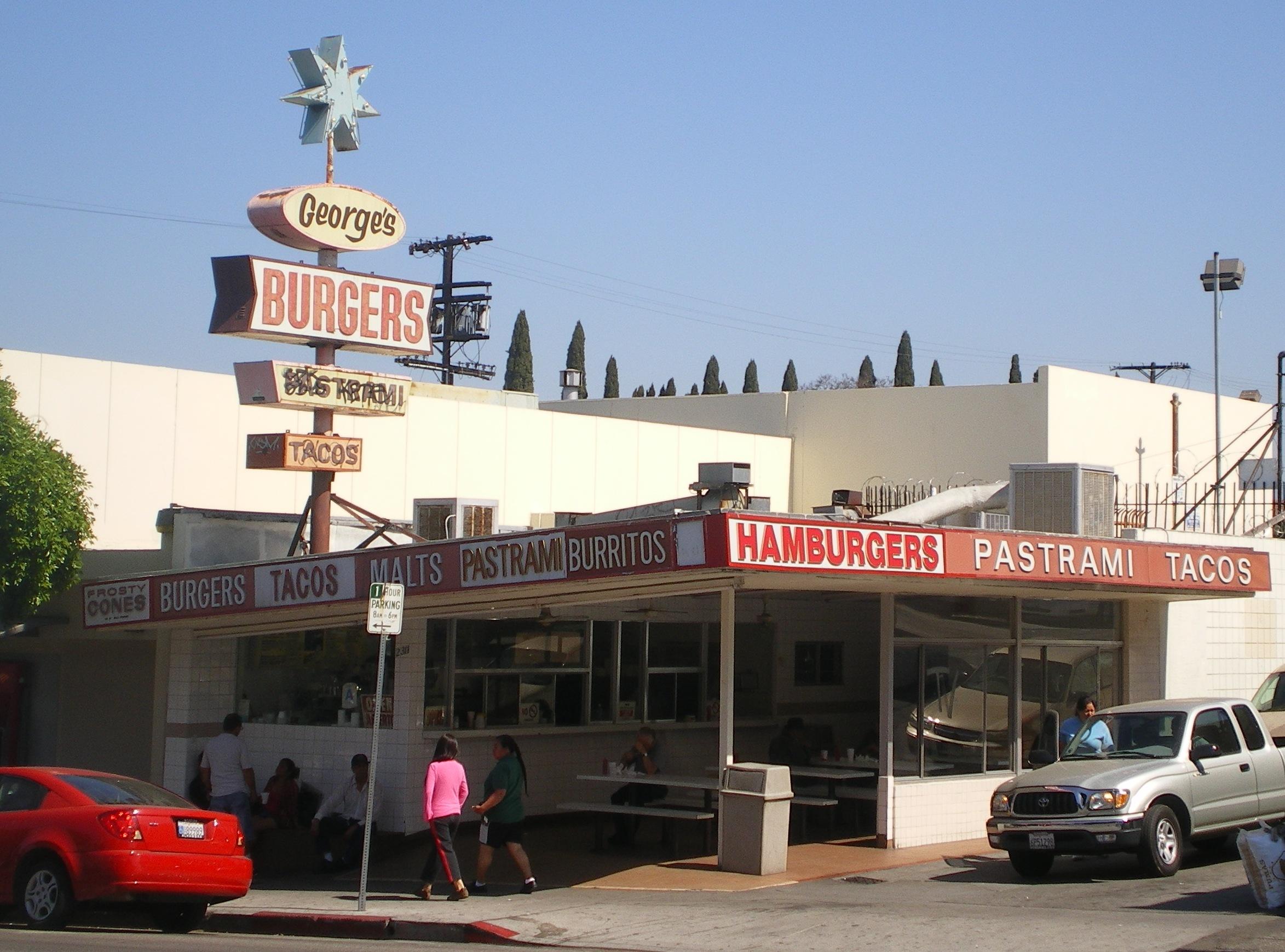 La Restaurants For Large Parties