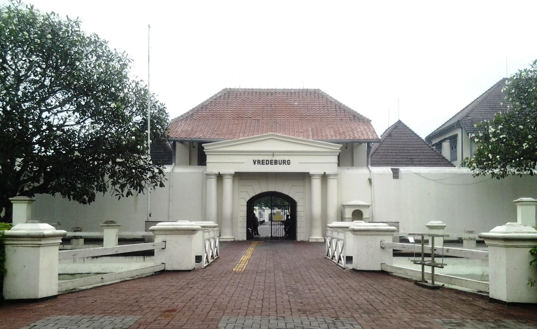 Museum Benteng Vredeburg - Wikipedia bahasa Indonesia, ensiklopedia bebas