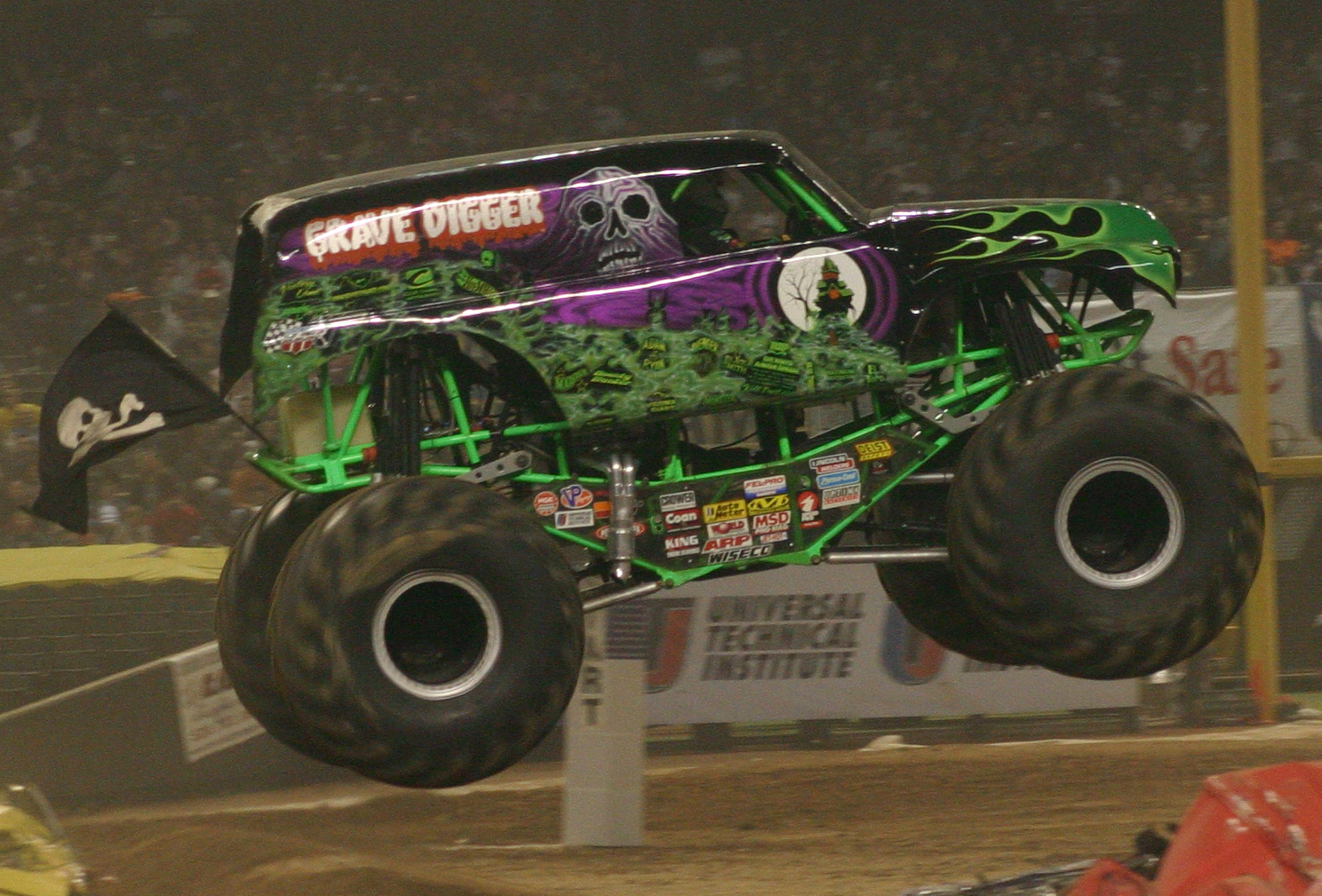 My Grave Digger Monster Truck Build Builds And Project Cars Forum
