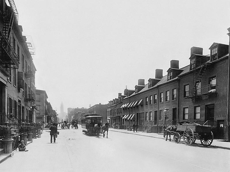 Greenwich Village Nueva York Historia