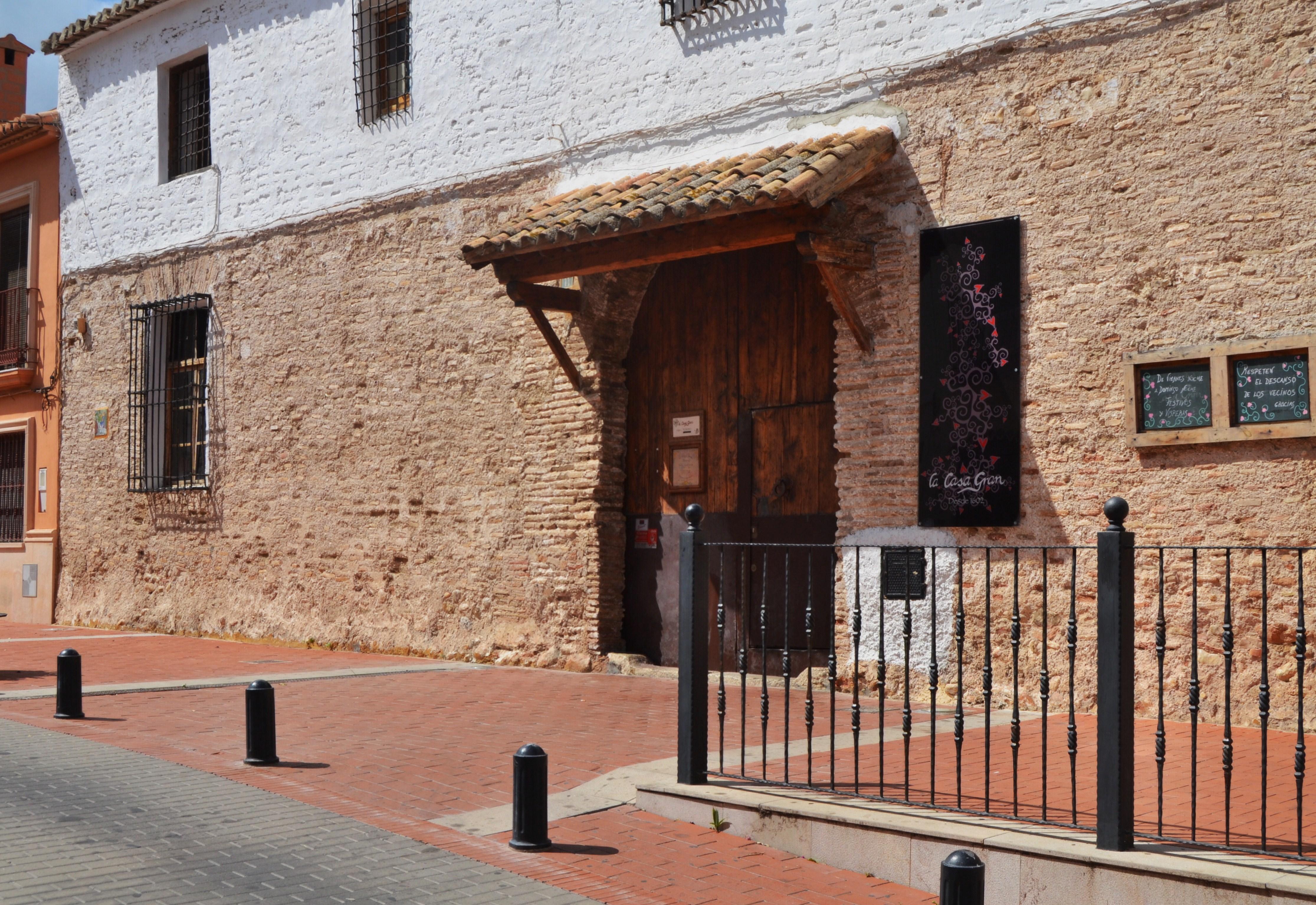 File guardamar de la safor casa gran jpg wikimedia commons - Casas en guardamar ...