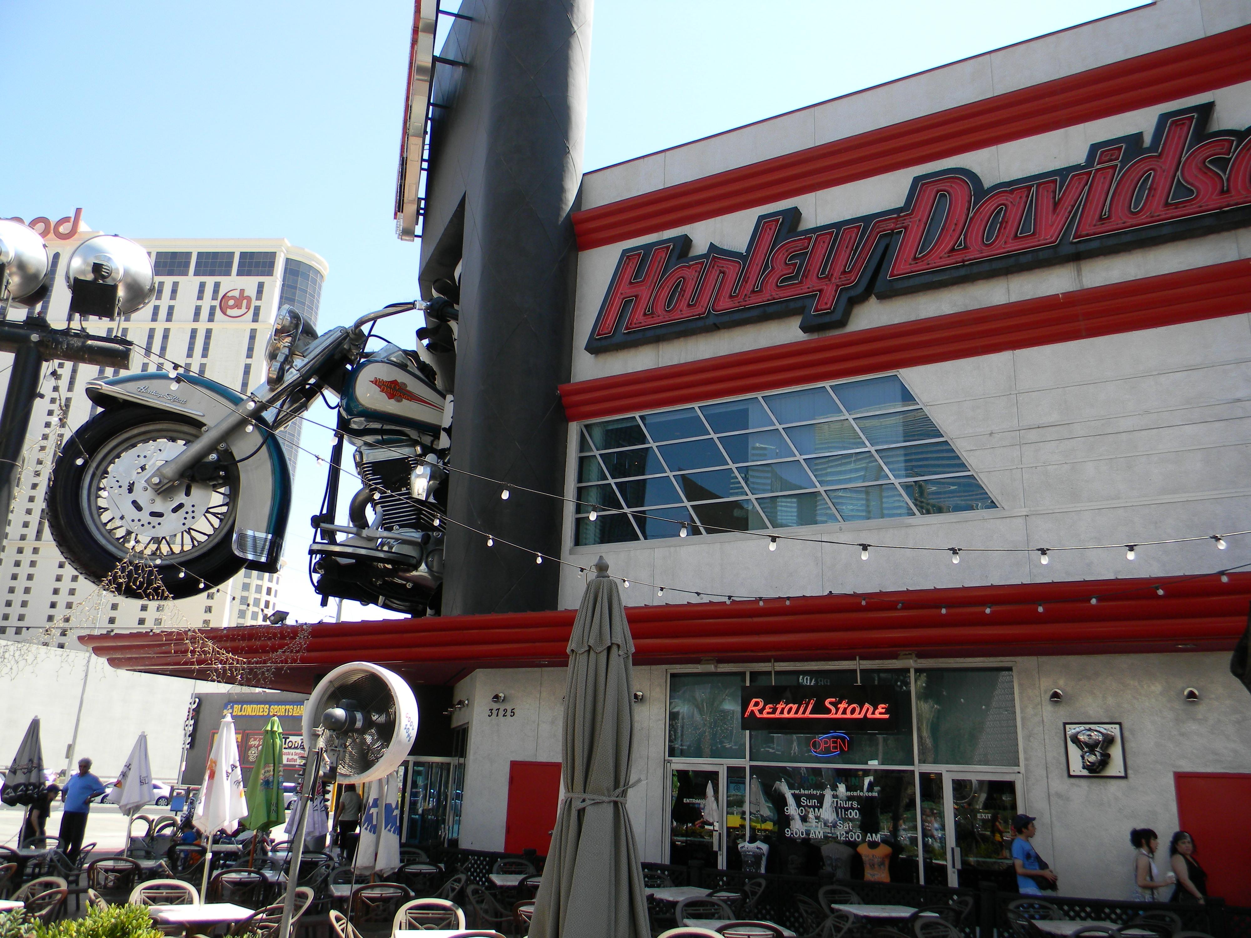 Harley Davidson Cafe New York Restaurant