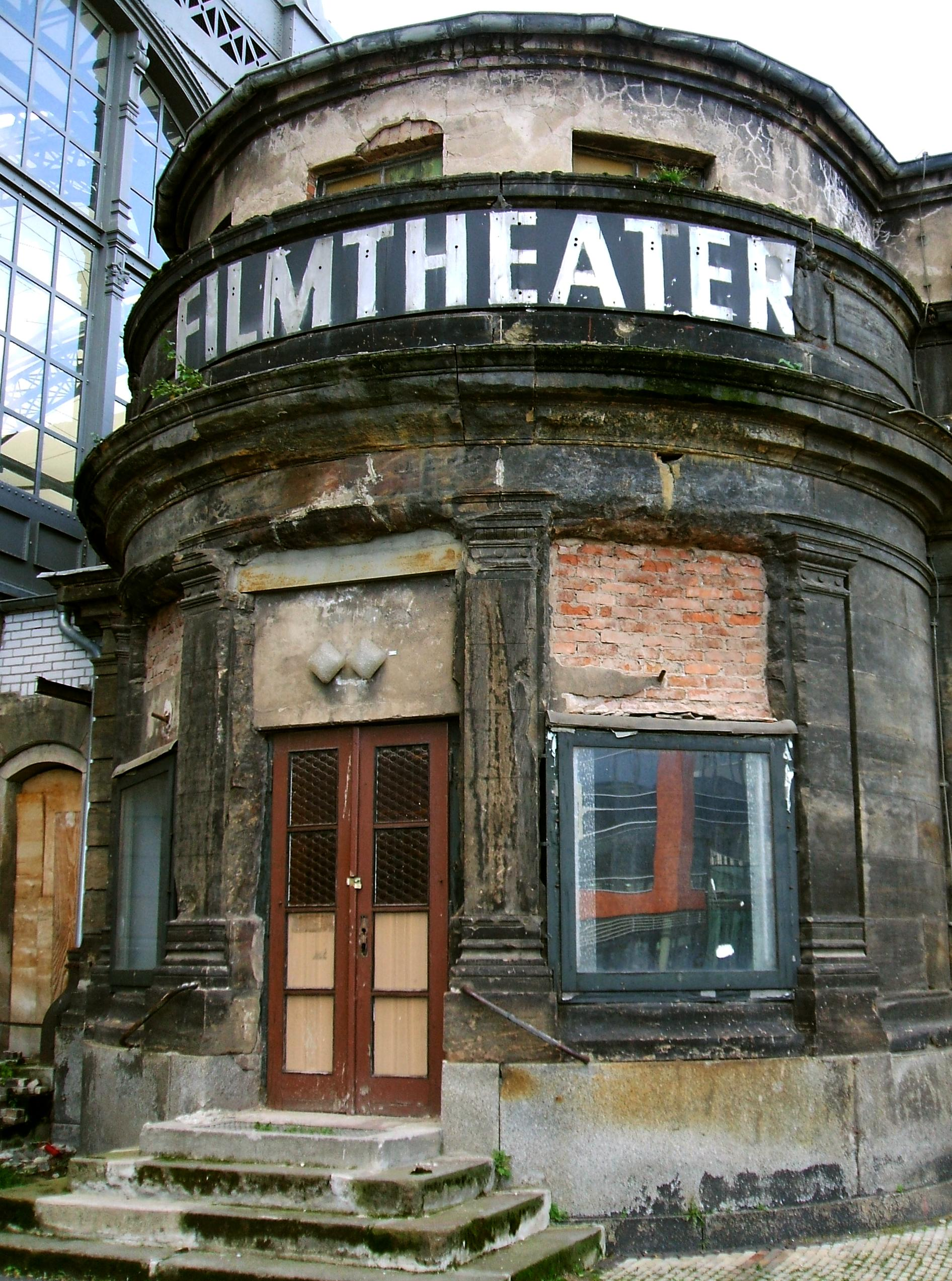 Altes Kino Hagenow