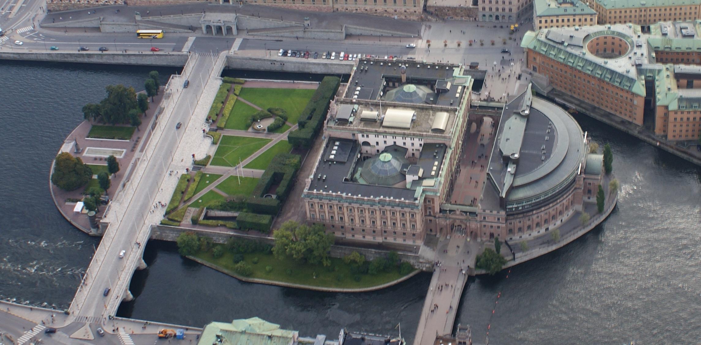 Helgeandsholmen
