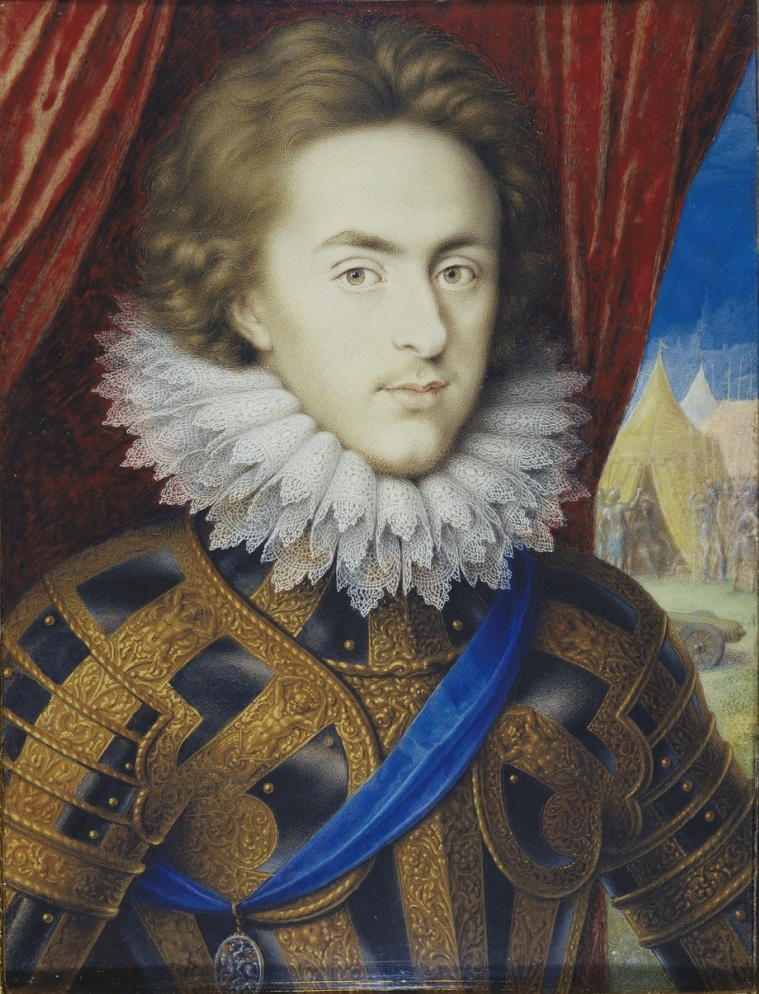 Henry Prince of Wales Isaac Oliver