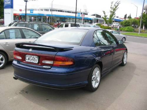 Images 1999 HOLDEN COMMODORE. Powered by Google