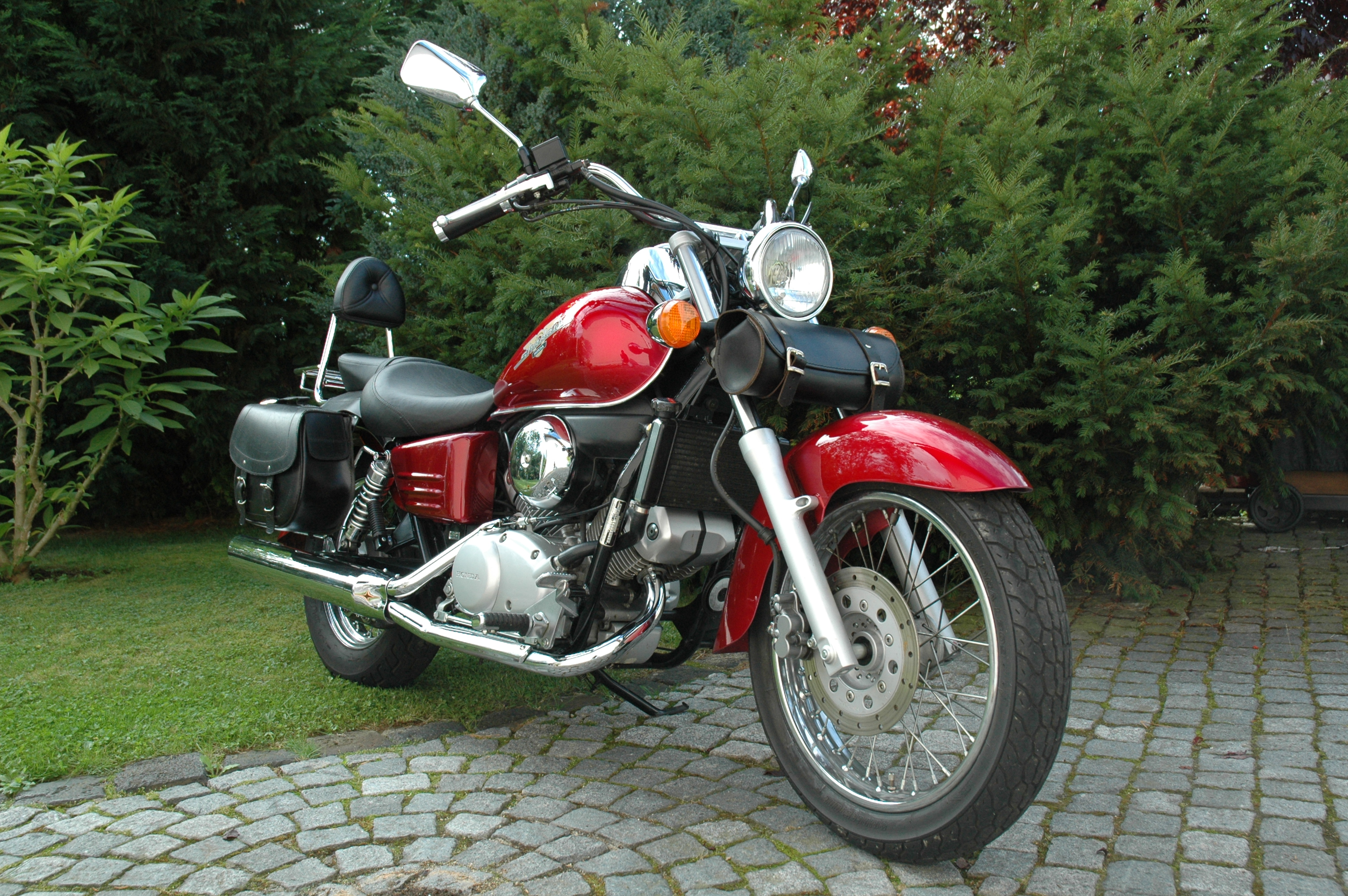 Honda Shadow Wikipedia The Free Encyclopedia