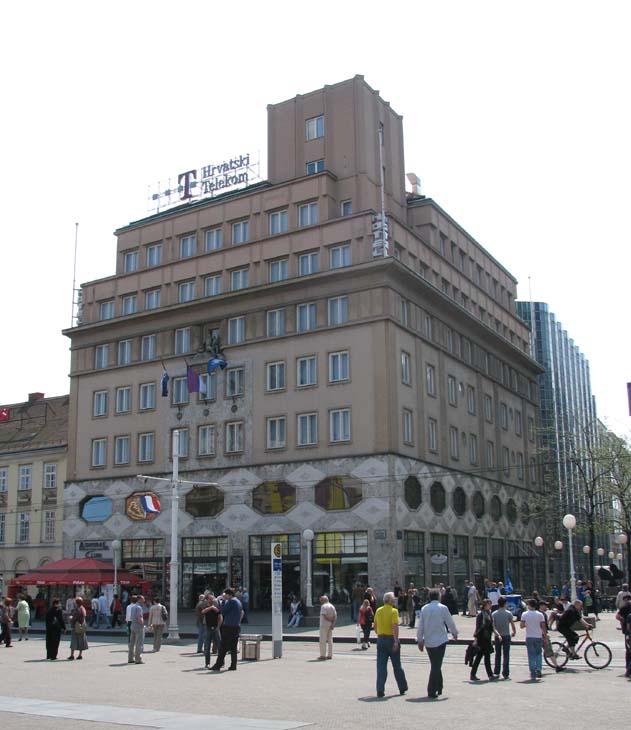 File Hotel Dubrovnik Zagreb 2009 Jpg Wikimedia Commons
