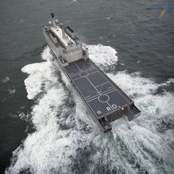 "Project 11711E: ""Ivan Gren"" class - Page 22 Hr._Ms_Rotterdam_%281998%29_2"