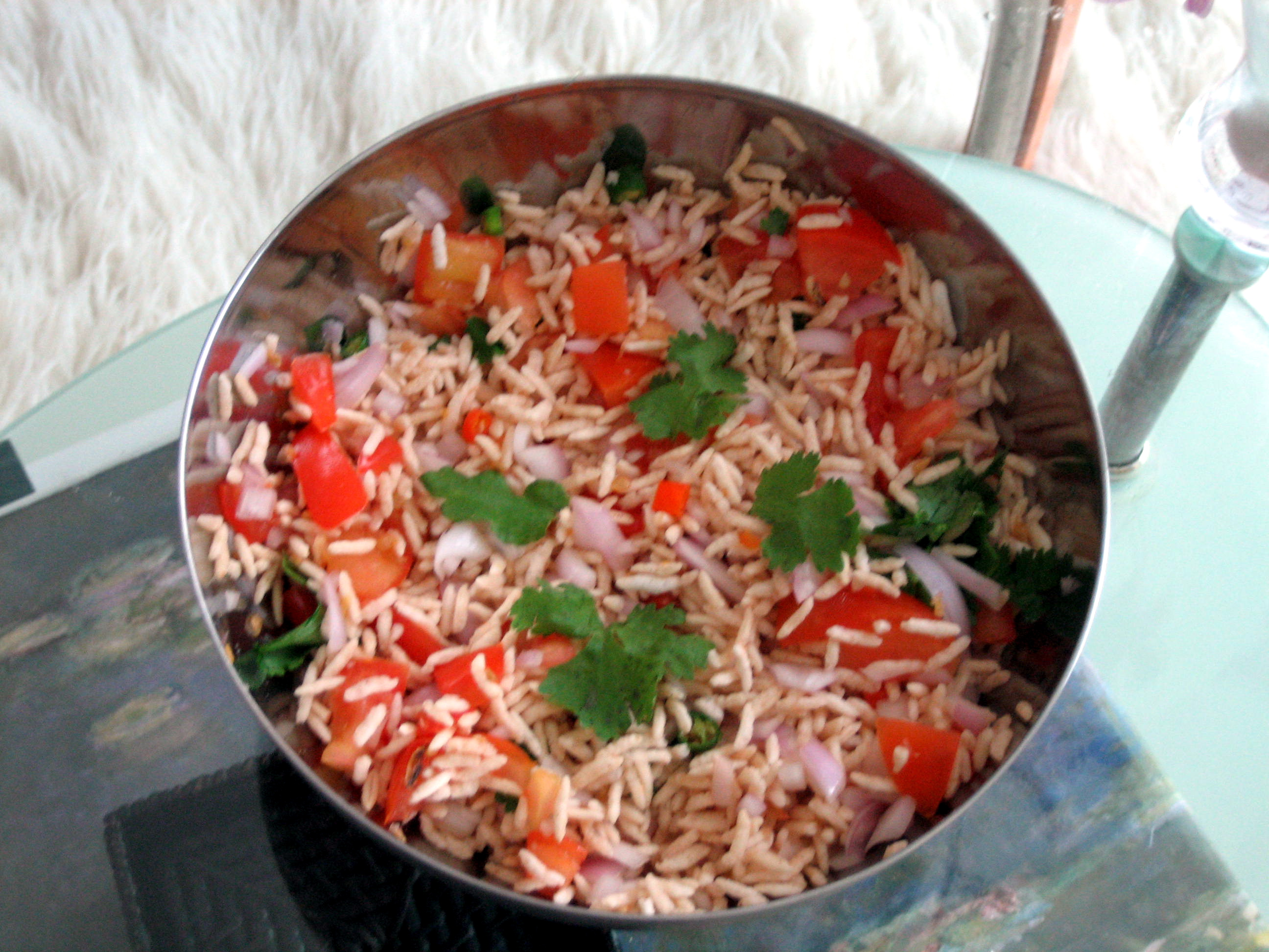 fileindian cuisinechaatbhelpuri05jpg wikimedia commons