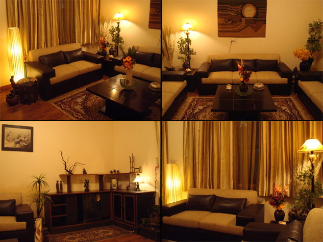 Decoration Of Drawing Room In Karachi