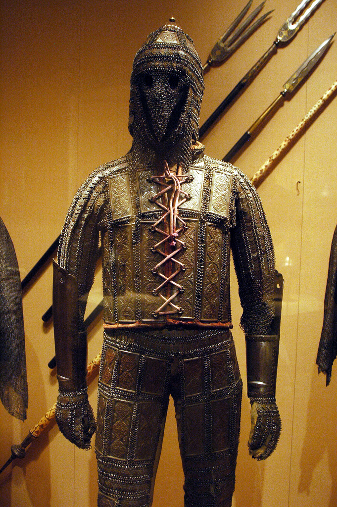 Fileindian Mail And Plate Armour Met Museum Jpg