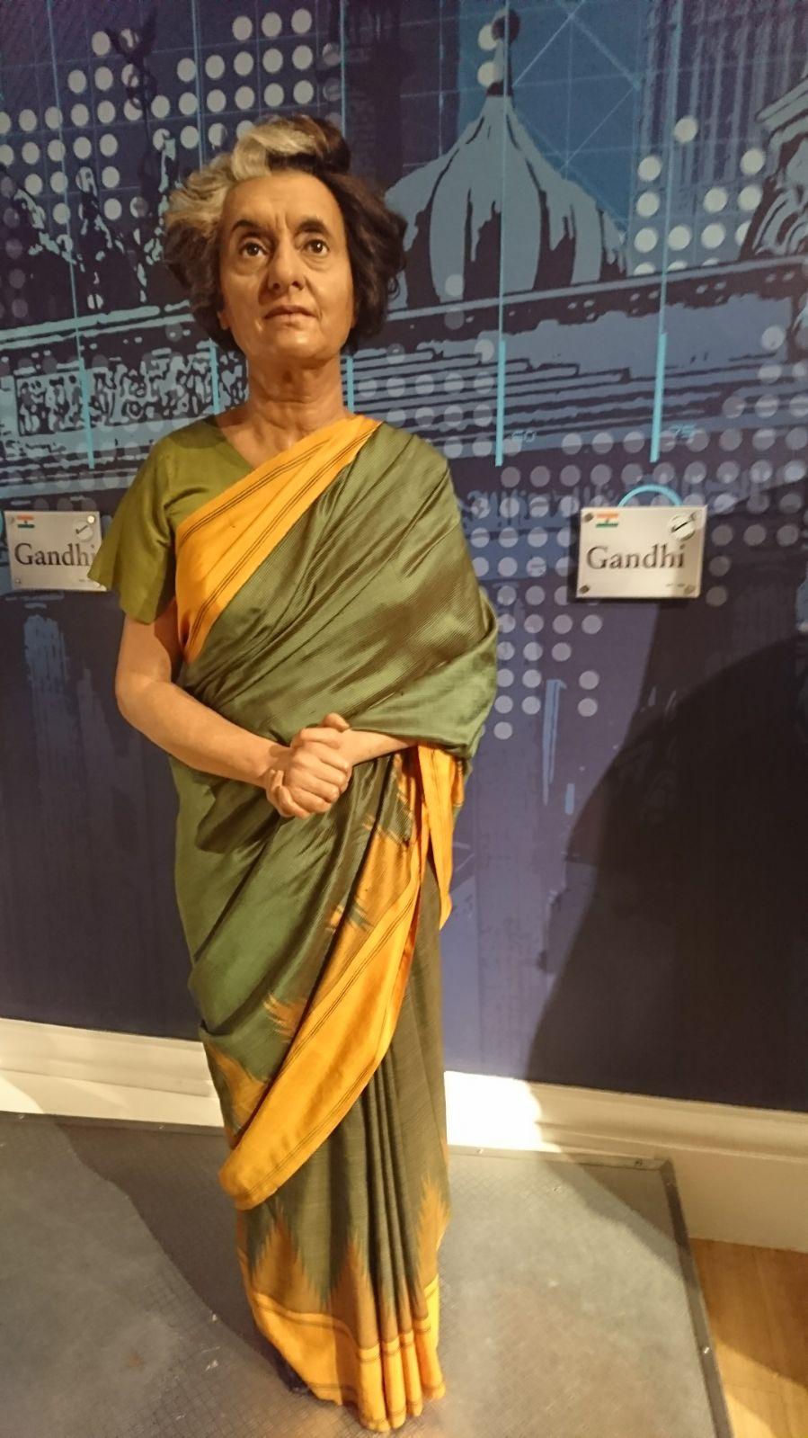 Indira Gandhi - Wikipedia