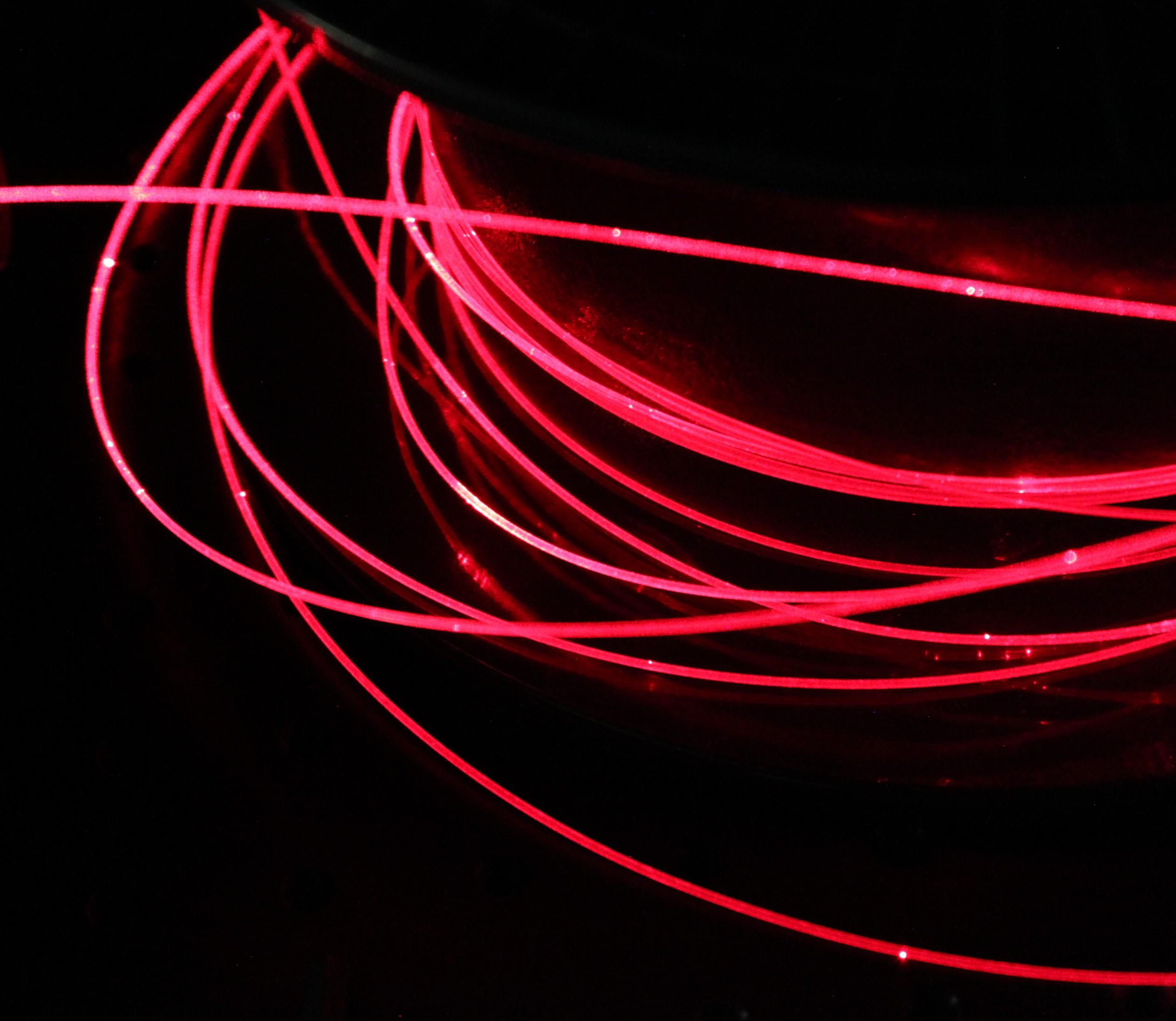 La commercialisation de la fibre optique pour septembre 2020