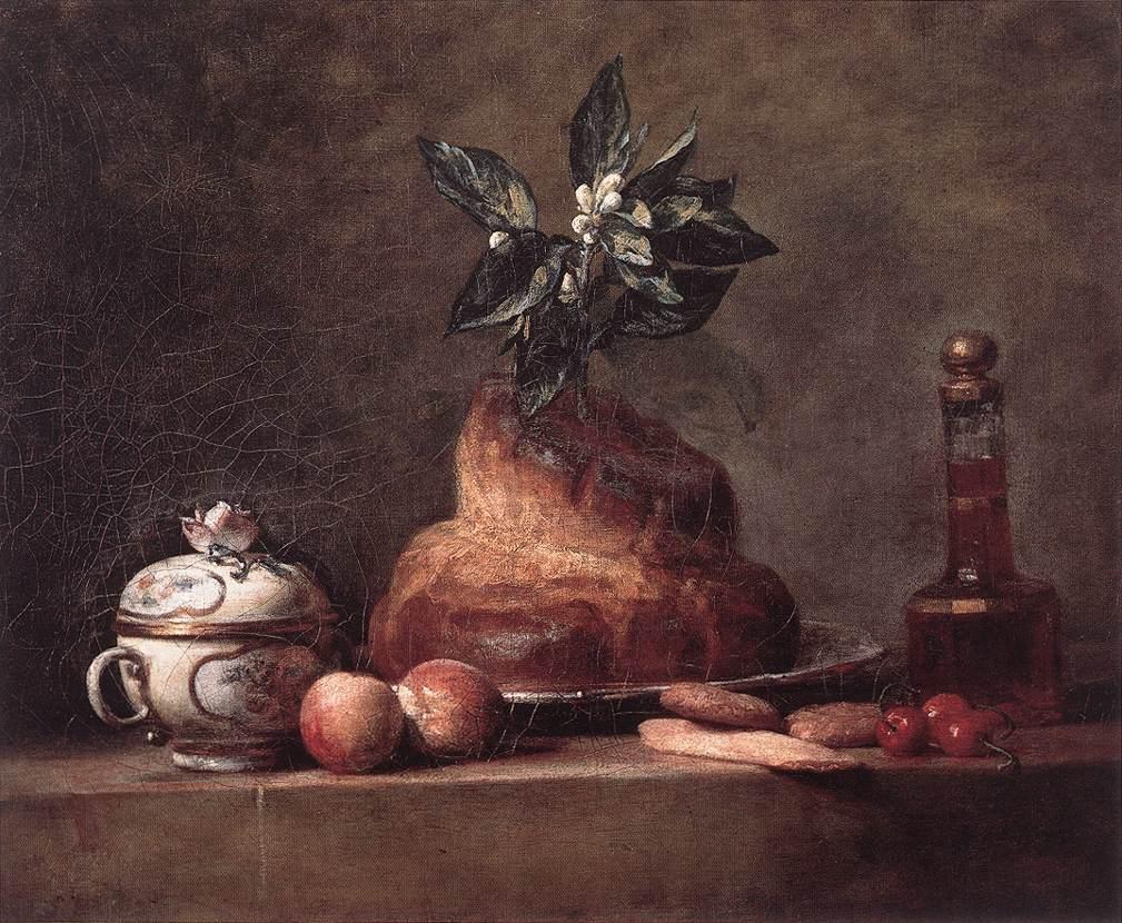 'La Brioche' (Cake)