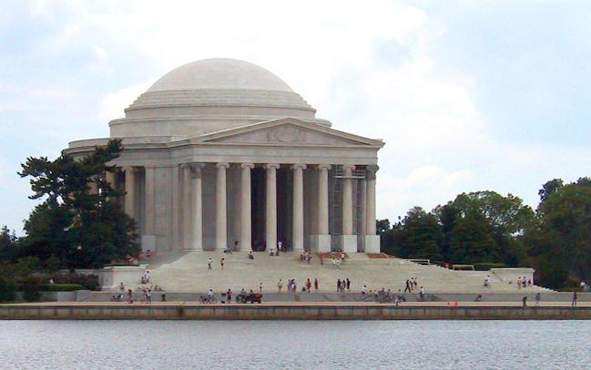 Bangunan Jefferson memorial