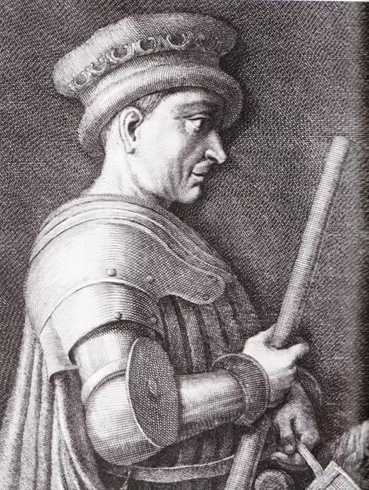 Sir John Hawkwood (1320-1394) was an English mercenary or condottiero in 14th century Italy