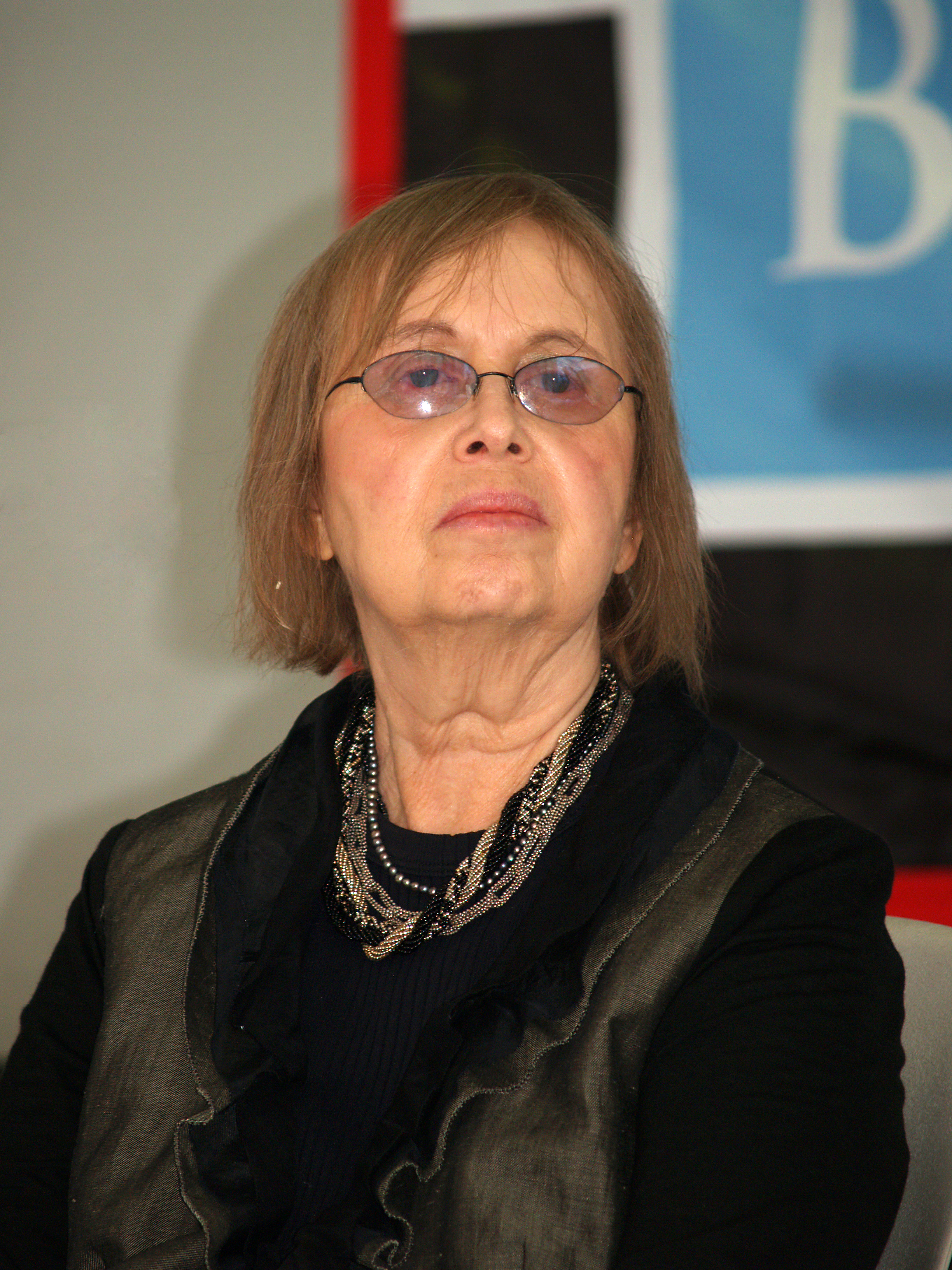 Johnson at the 2007 [[Brooklyn Book Festival]]