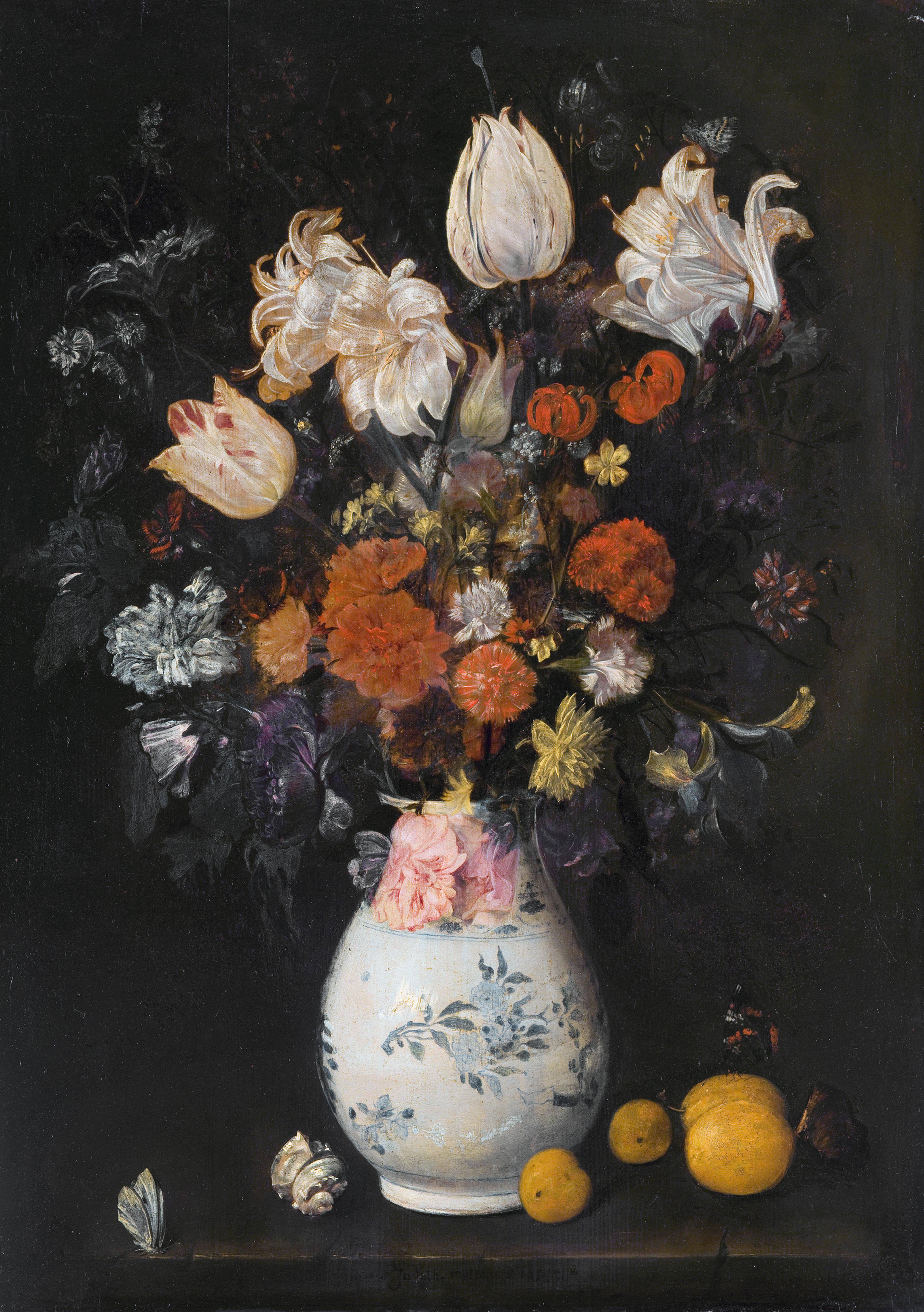 Fiori nel vaso di Judith Leyster