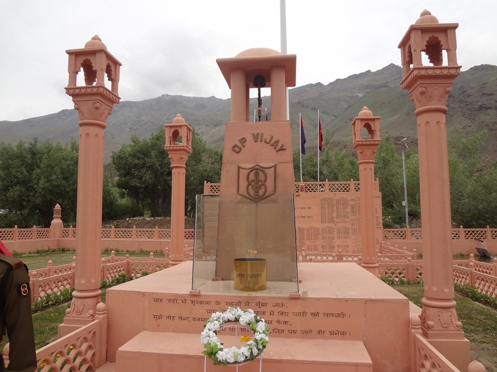 the kargil conflict Today is the kargil vijay divas, a day on which our great nation commemorates our victory in the kargil war and the sacrifices of our brave soldiers who laid down their lives for their motherland the kargil war involved indian and pakistani forces and took place between may 26 and july 26 with the .