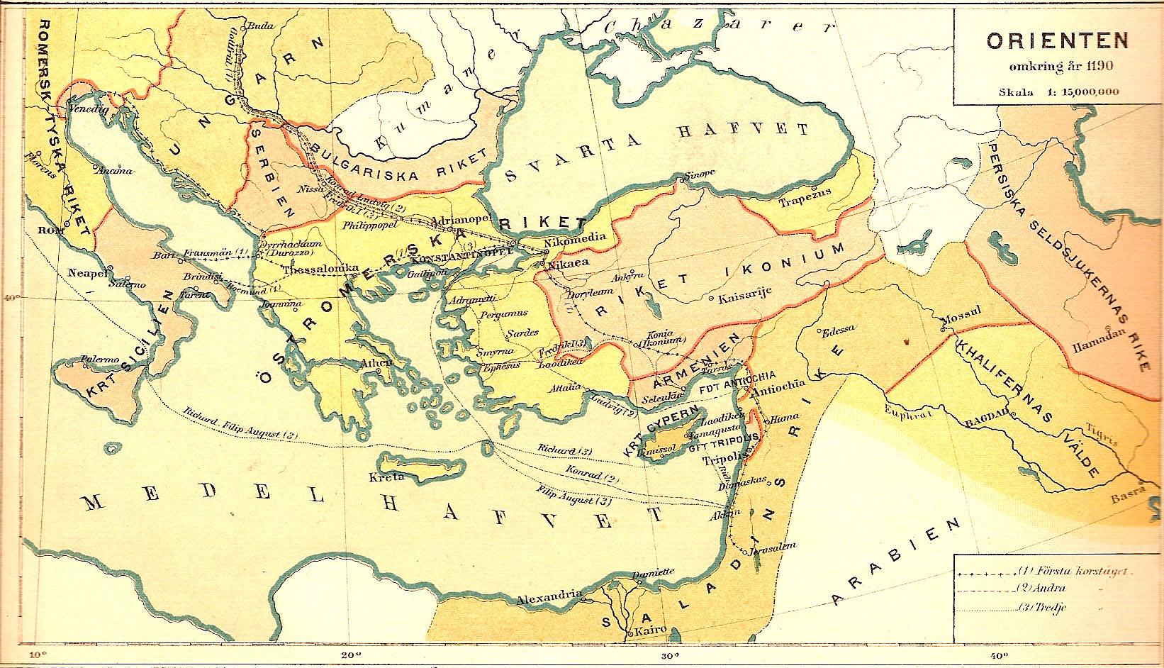 Jaffavagen anvand sedan medeltiden 3