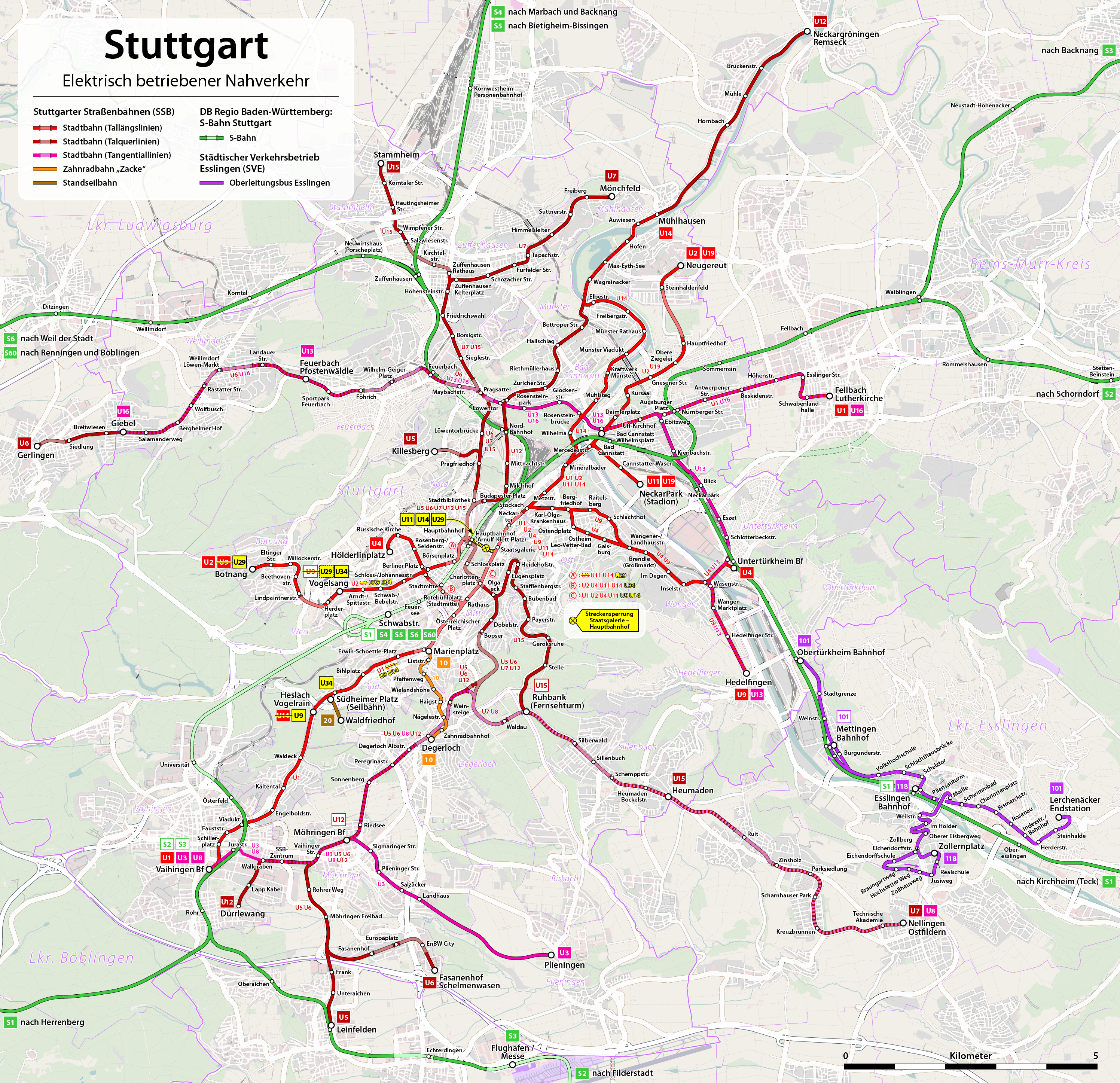 Stadtbahn stuttgart wikiwand for Who is perfect stuttgart