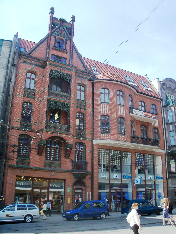 Katowice - Kamienica pod Butem