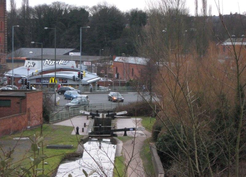 Filekidderminster Lock Staffordshire And Worcestershire